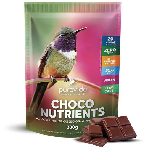 Choco Nutrients (300g) - Pura Vida