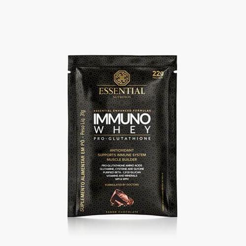 Immuno Whey Pro-Glutathione Sachê (31g) - Essential