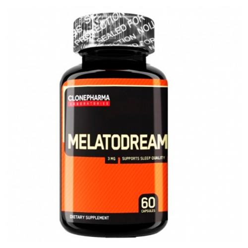 Melatodream (60 Cápsulas) - Clone Pharma