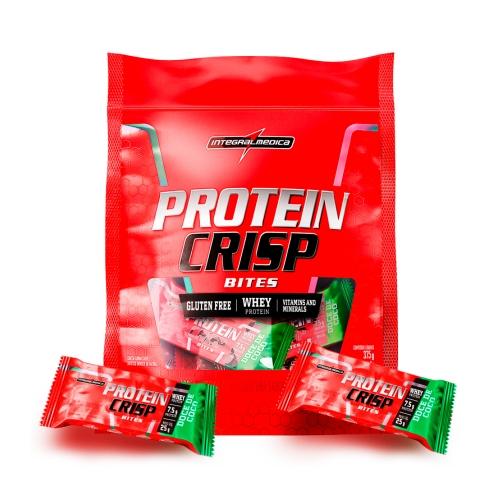 Protein Crisp Bites Sabor Doce de coco (375g) Refil - Integralmédica