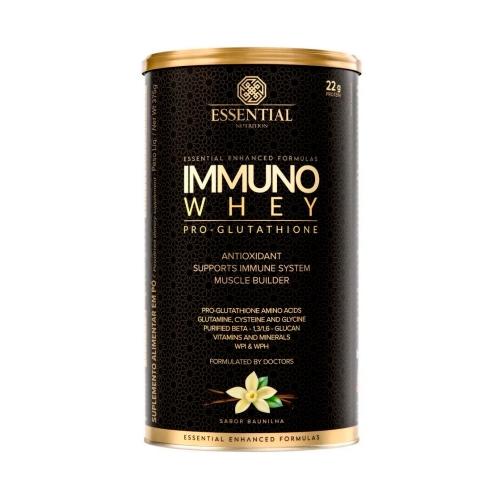 Immuno Whey Pro-Glutathione Sabor Baunilha (375g) - Essential
