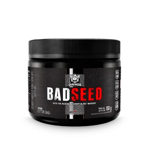 Bad Seed Dakness Sabor Cotton Candy (150g) - Integralmédica