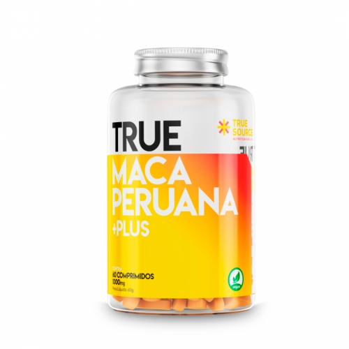 True Maca Peruana Plus (60 Cáps de 1000mg) - True Source