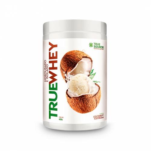 True Whey sabor Coconut Icecream (418g) - True Source