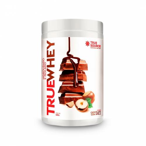 True Whey sabor Chocolate com Avelã (418g) - True Source