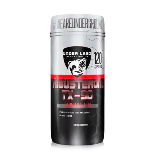 Tribusterone TX-90 (120 cápsulas) - Under Labz