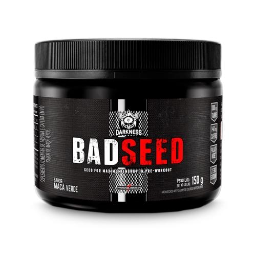 Bad Seed Dakness Sabor Maçã Verde (150g) - Integralmédica