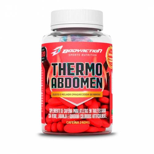 Thermo Abdomen (60 Cápsulas) - Body Action
