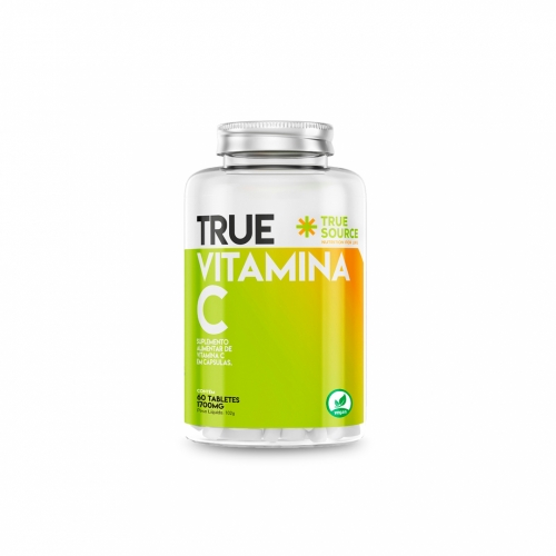 Vitamina C 1000mg (60 Tabs) - True Source