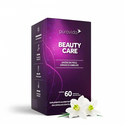 Beauty Care (60 Cápsulas) - Pura Vida