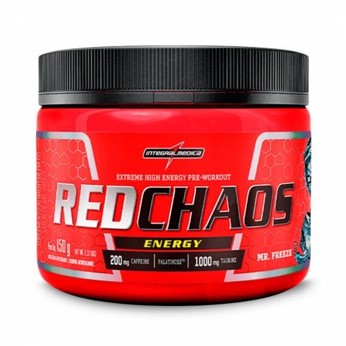 Red Chaos Energy Sabor Mr. Freeze (150g) - Integralmédica
