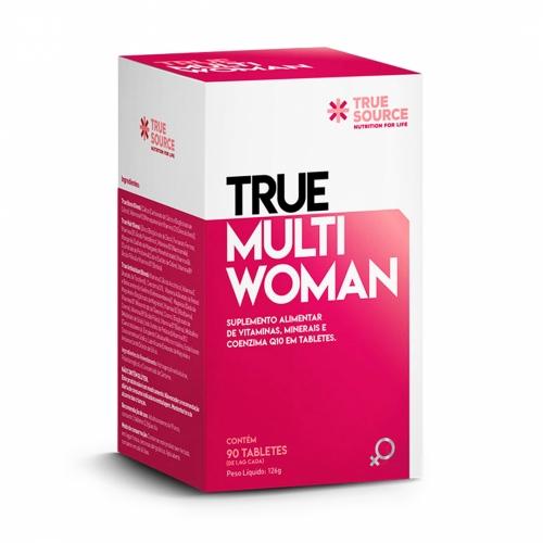 True Multi Woman (90 Tabletes) - True Source