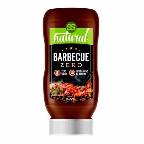 Molho Barbecue com Stevia (380g) - SS Natural