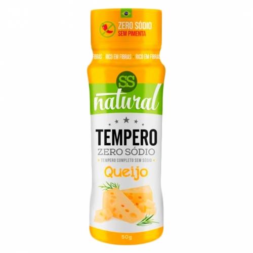 Tempero Sabor Queijo (50g) - SS Natural
