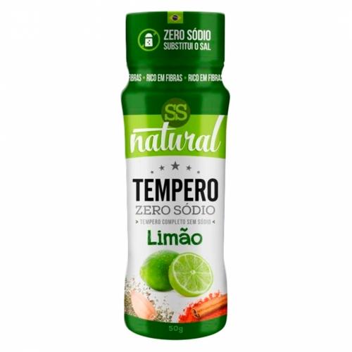 Tempero Sabor Limão (50g) - SS Natural