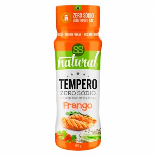 Tempero Sabor Frango (50g) - SS Natural