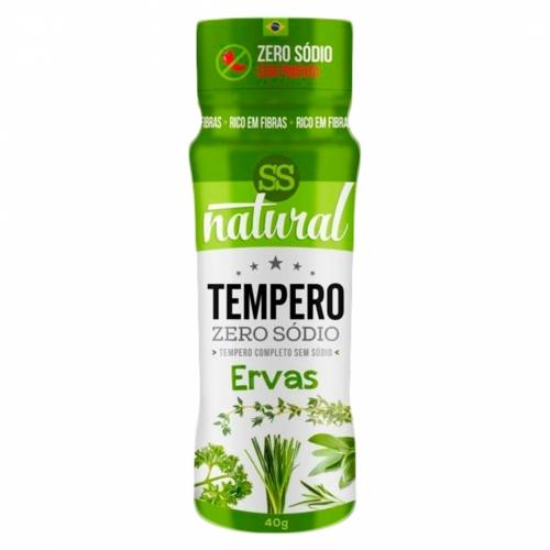 Tempero Sabor Ervas (50g) - SS Natural