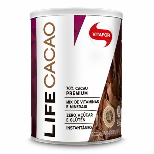 Life Cacao (300g) - Vitafor