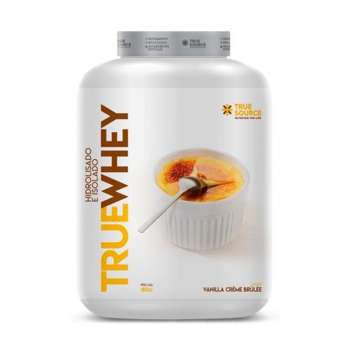 True Whey sabor Vanilla Créme Brûlée (1,81kg) - True Source