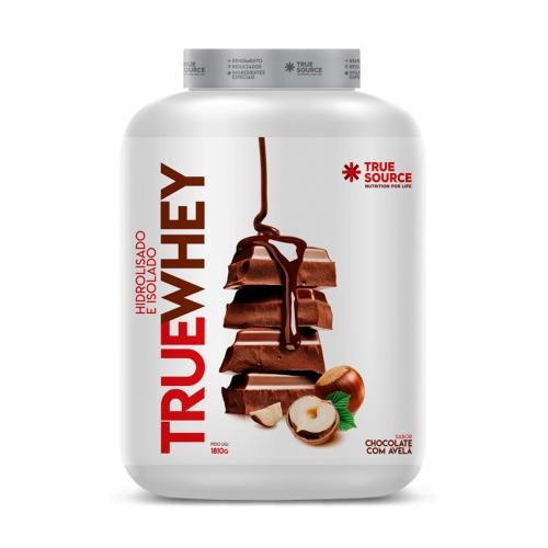 True Whey sabor Chocolate com Avelã (1,81Kg) - True Source