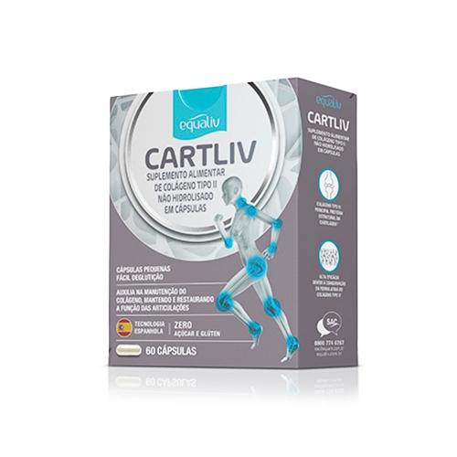 Cartliv (60Cáps) - Equaliv