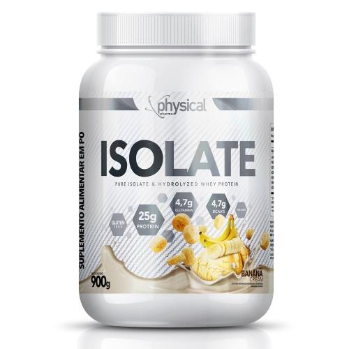 Isolate Sabor Banana (900g) - Physical Pharma