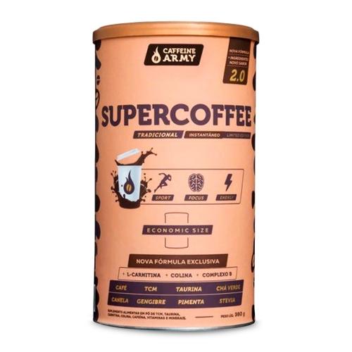 Super Coffe 2.0 (380g) - Caffeine Army