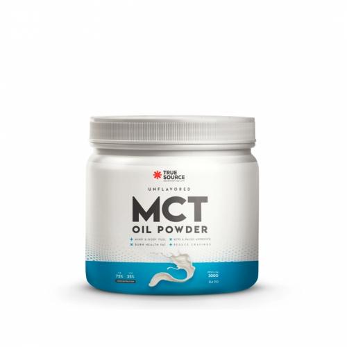 MCT Oil Powder Sem Sabor (300g) - True Source