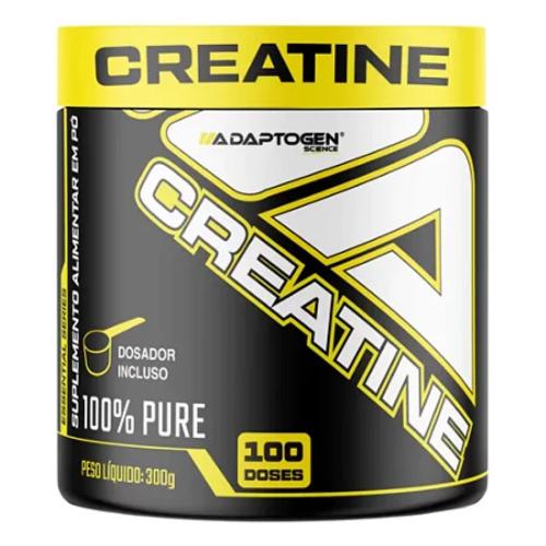 Creatina Platinum Series 100% Pure (300g) - Adaptogen Science