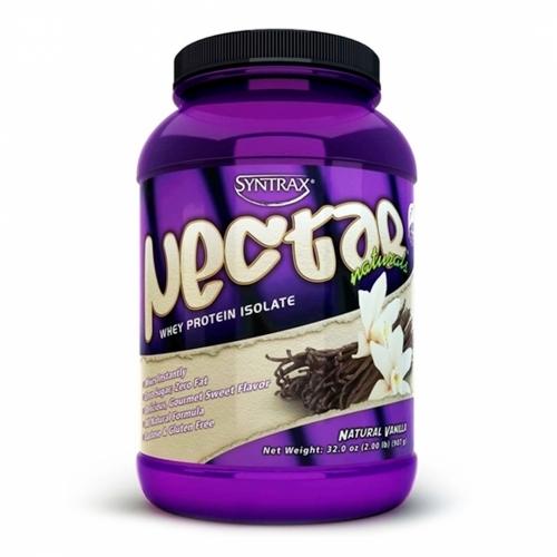 Nectar Whey Protein Isolado Natural Vanilla (907g) - Syntrax