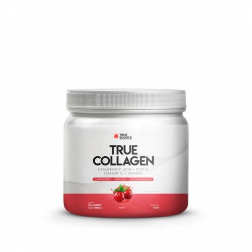 True Collagen sabor Cranberry com Hibisco (420g) - True Source
