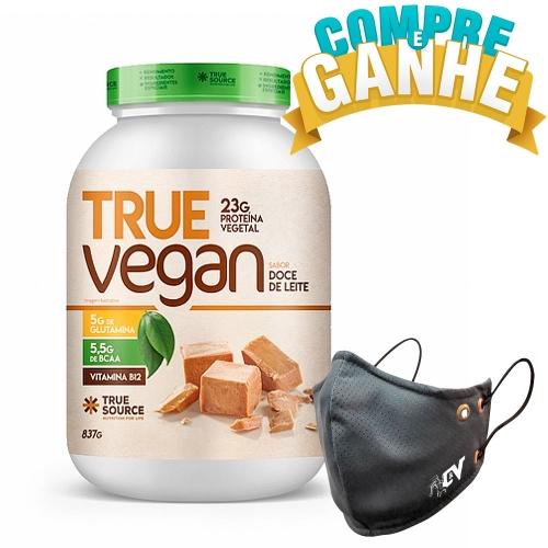 True Vegan sabor Doce de Leite (837g) - True Source
