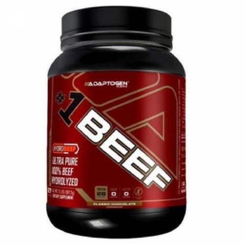 #1 Beef Sabor Chocolate (909g) - Adaptogen Science