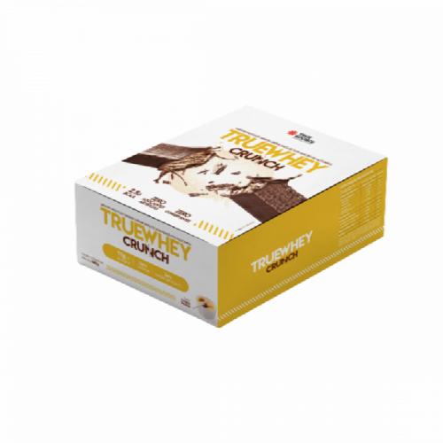 True Whey Crunch Sabor Crème Brûlée (Caixa 12 Unidades de 40g) - True Source