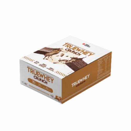 True Whey Crunch Sabor Doce de Leite (Caixa com 12 Unidades de 40g) - True Source