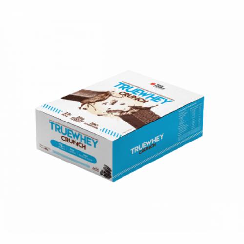 True Whey Crunch Sabor Cookies Cream (Caixa 12 Unidades de 40g) - True Source
