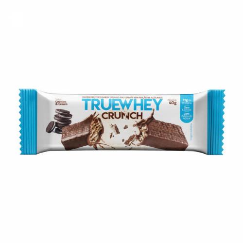 True Whey Crunch Sabor Cookies Cream (1 Unidade de 40g) - True Source