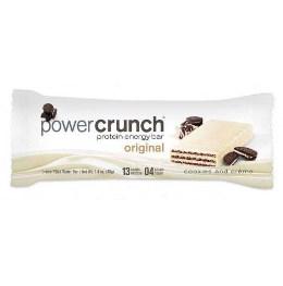Power Crunch Original Bio Nutritional Sabor Cookies & Creme (1 Unidade de 40g) - BNRG