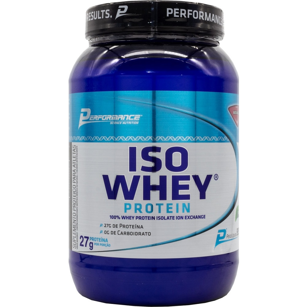 Iso Whey Protein Performance Nutrition Chocolate - 909g