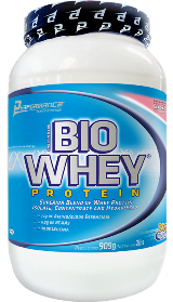 Bio Whey Protein Performance Nutrition Morango - 909g