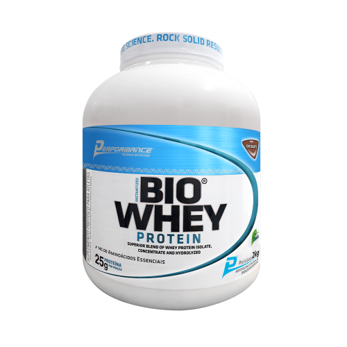 Bio Whey Protein Performance Nutrition Chocolate - 2.273g