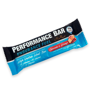 Performance Bar Endurance Fuel Performance Morango e Baunilha - 60g