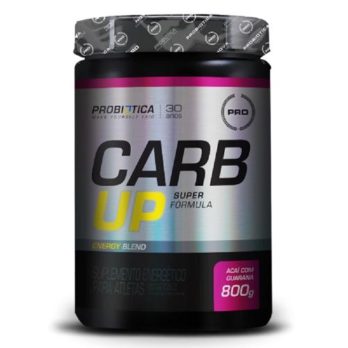 Carb UP Sabor Açaí com Guaraná (800g) - Probiótica
