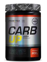 Carb UP Tangerina Probiótica - 800 g
