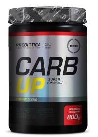 Carb UP Morango Probiótica - 800 g