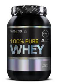100% Pure Whey Protein Probiótica Natural - 900g