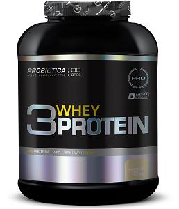 3 Whey Protein Sabor Chocolate (2Kg) - Probiótica