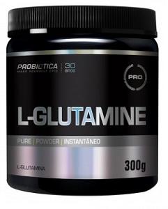 L-Glutamine Probiótica - 300 g