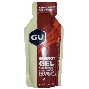 Gu Energy Gel Mr. Tuff Chocolate - 32 g