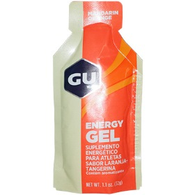 Gu Energy Gel Mr. Tuff Laranja - 32 g